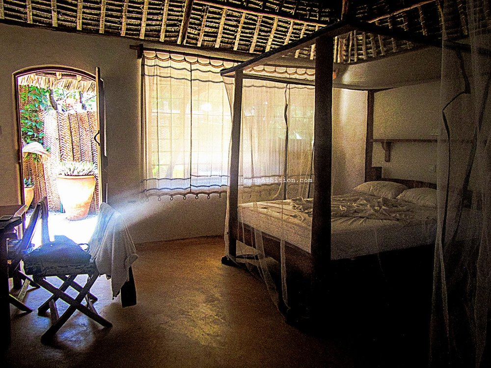 Kilifornia private room at  Distant Relatives EcoLodge  - Kilifi, Kenya
