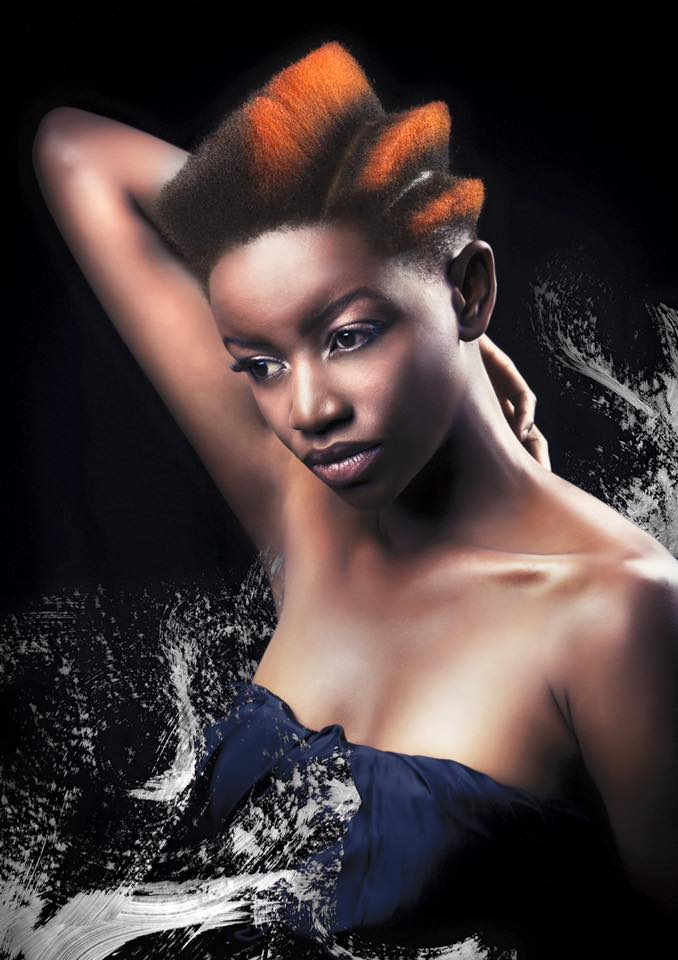 The Hair Model Diaries - A National Campaign and A Hair Show