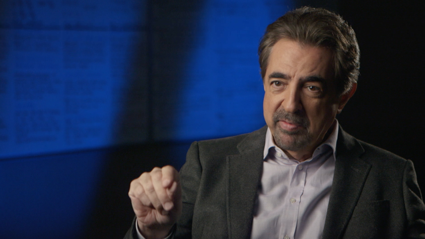 Joe Mantegna, CBS