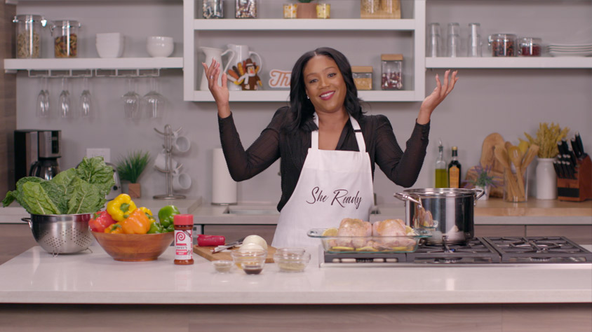 Tiffany Haddish, Lawry's Seasoning Salt