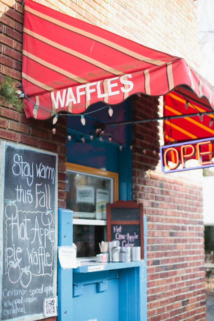 The Waffle Window
