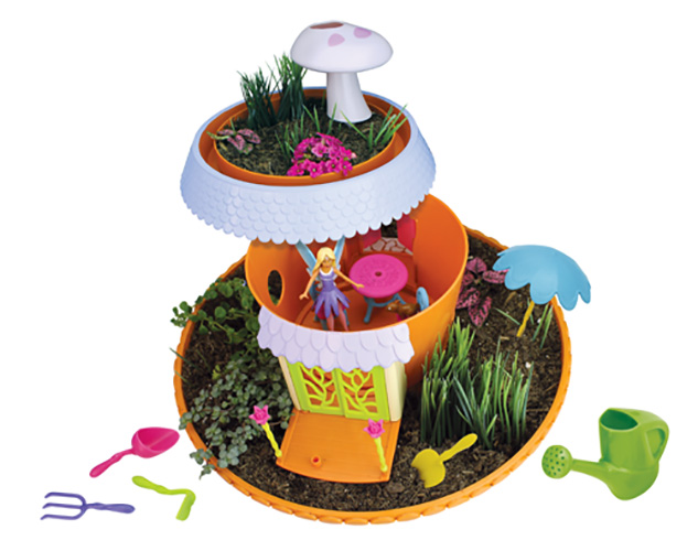 Magical Cottage Fairy Garden