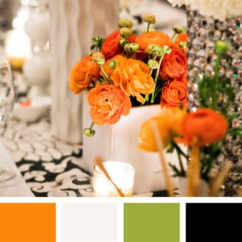 Color palette image by: Decorate & More with Tip