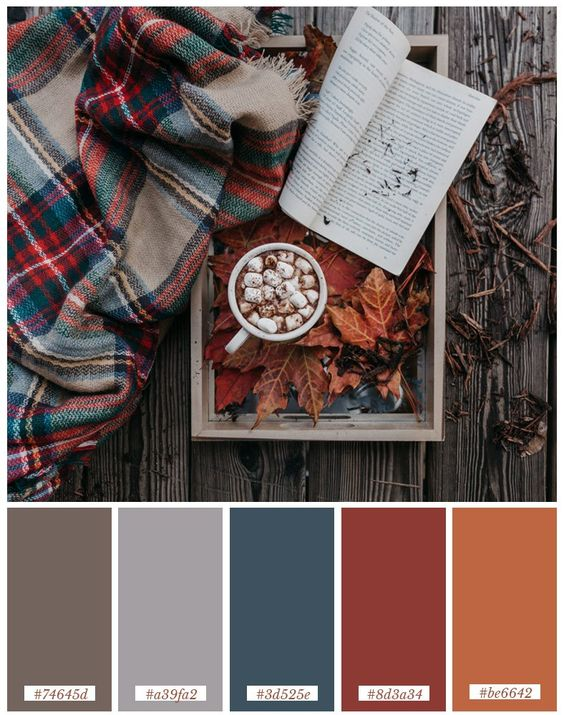 Color palette image by: Crystal & Stars