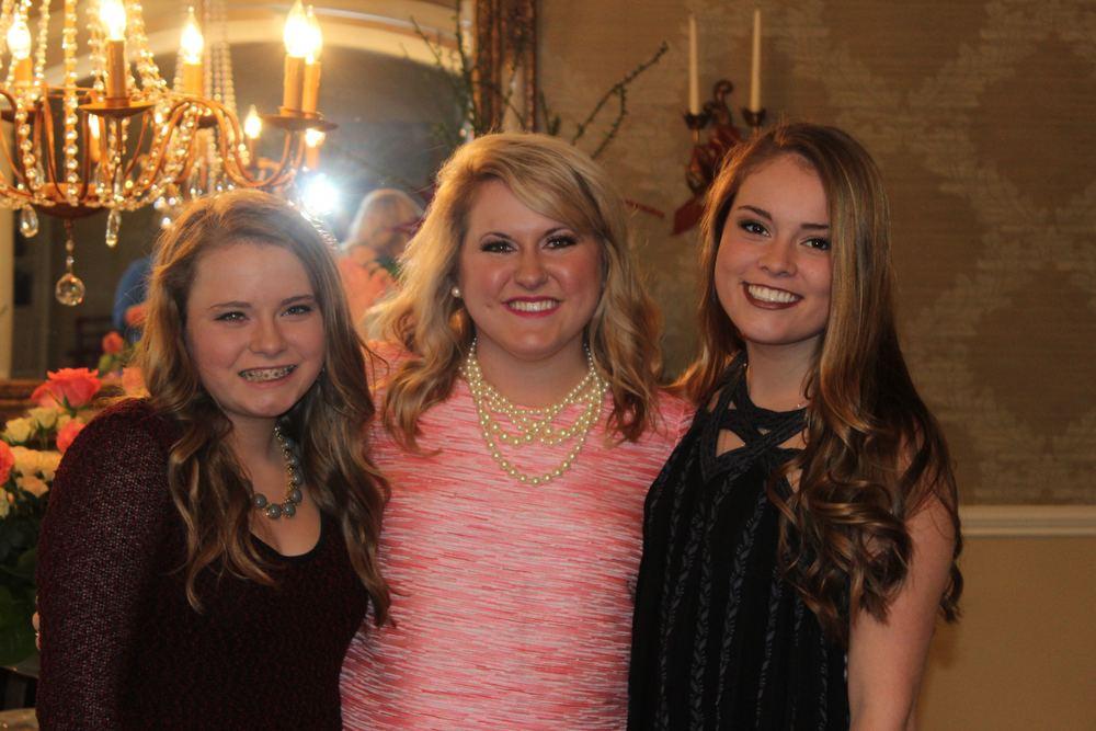 My sweet baby sisters!