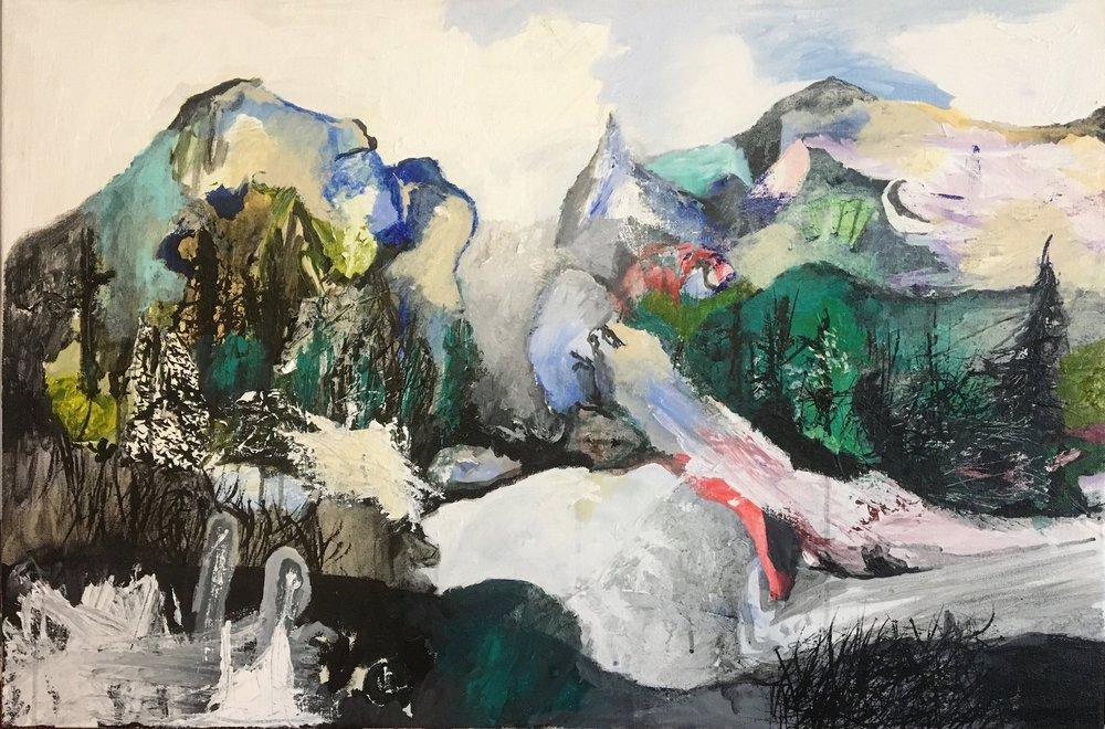 Fraz Josef Landscape