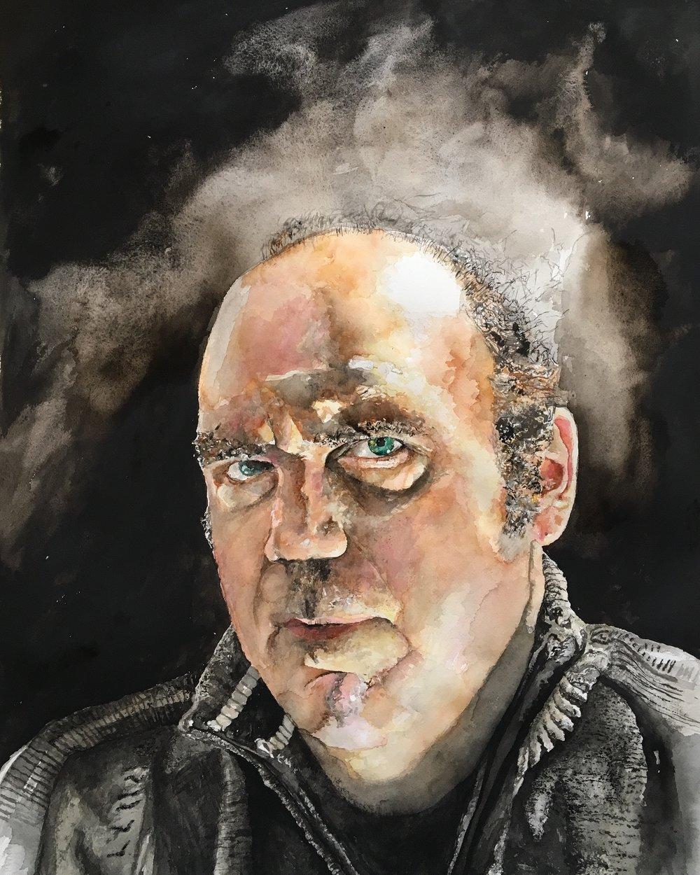 Frederick mit Smoke