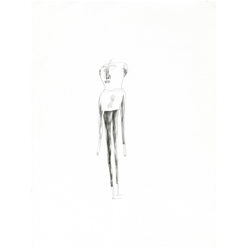 Untitled (Standing Figure)