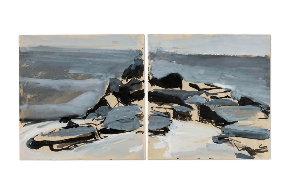Cape May Diptych