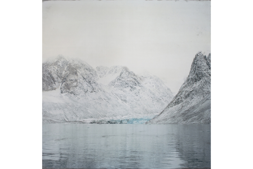Glacier Terminus, Gravneset