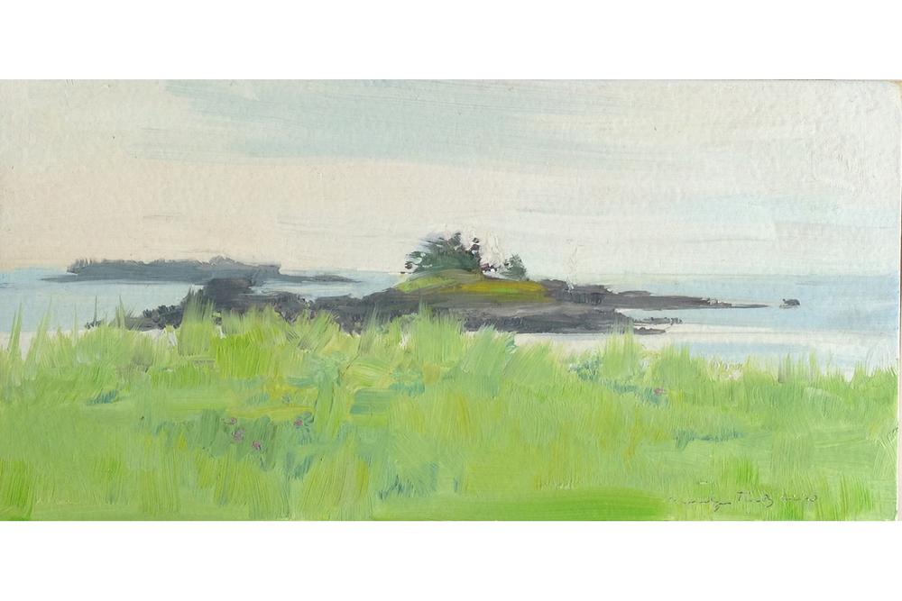 Crow Island, Maine