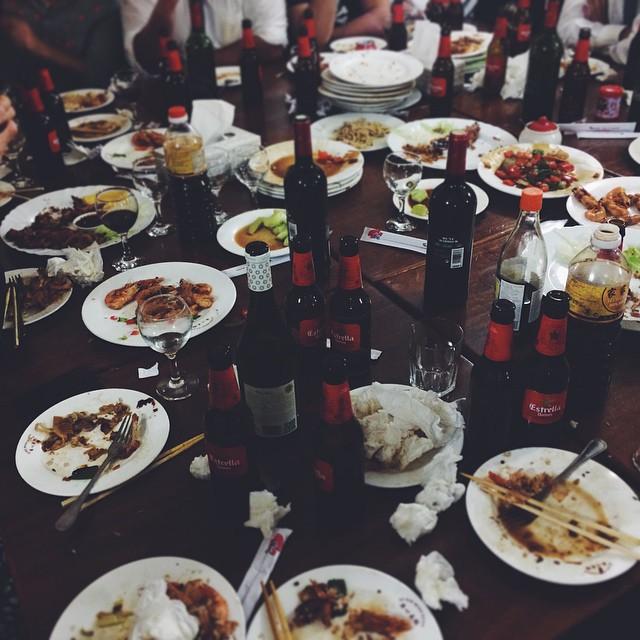 Sopar d'empresa per Nadal