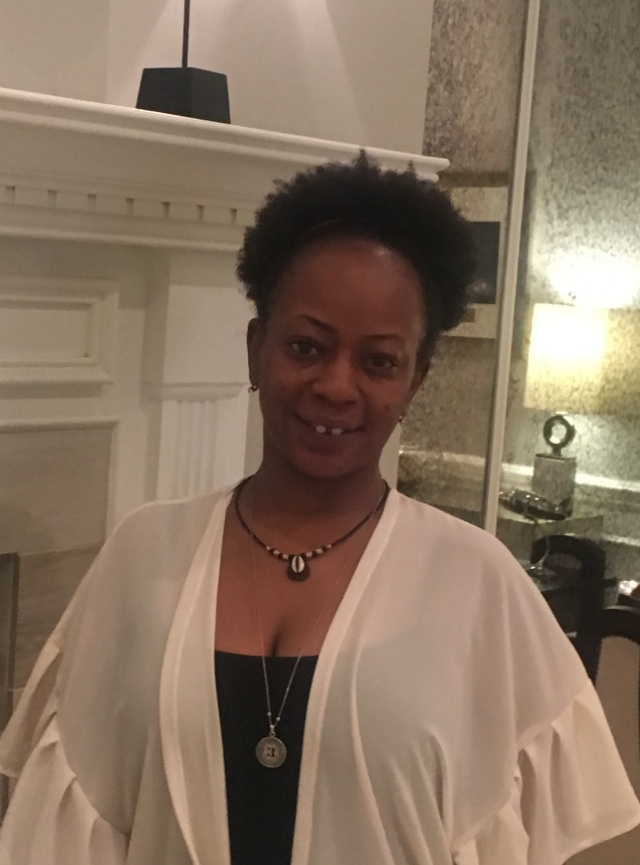 """Nafeesah - Atlanta - """"I attended the Institute without any finance background. I had no idea what to expect. By day two, I was excited to share this training with my organization, the National Domestic Workers Alliance (NDWA), as well as other community leaders I'm affiliated with."""""""