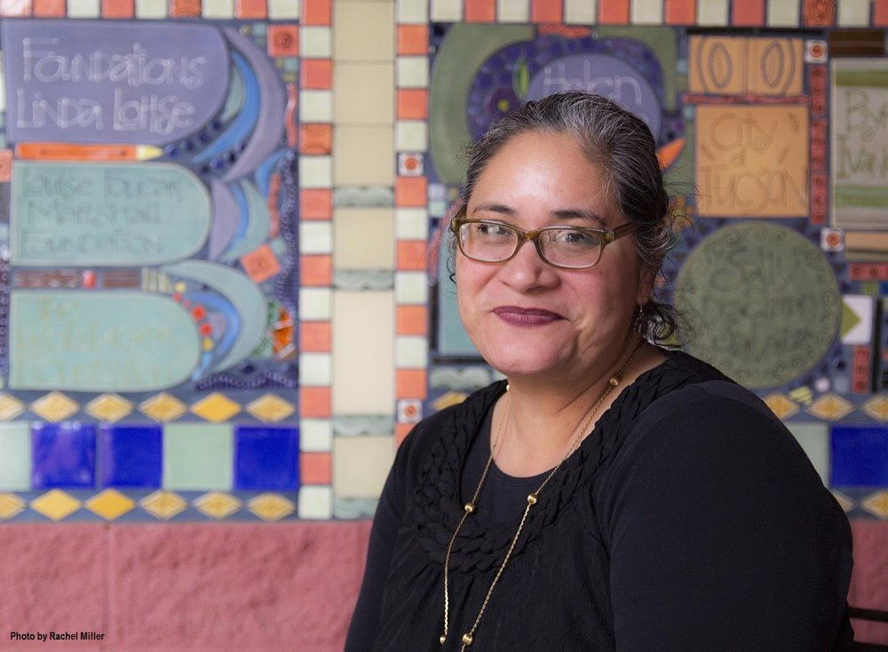 """Eula Liane - Phoenix - """"Transform Finance opened my eyes and heart to another possibility to organize with other folks in my state to imagine a new way forward for our many communities. I think that we must all learn these (capital) strategies and realms of possibility if we are going to build new systems of possibility and justice for our people."""""""