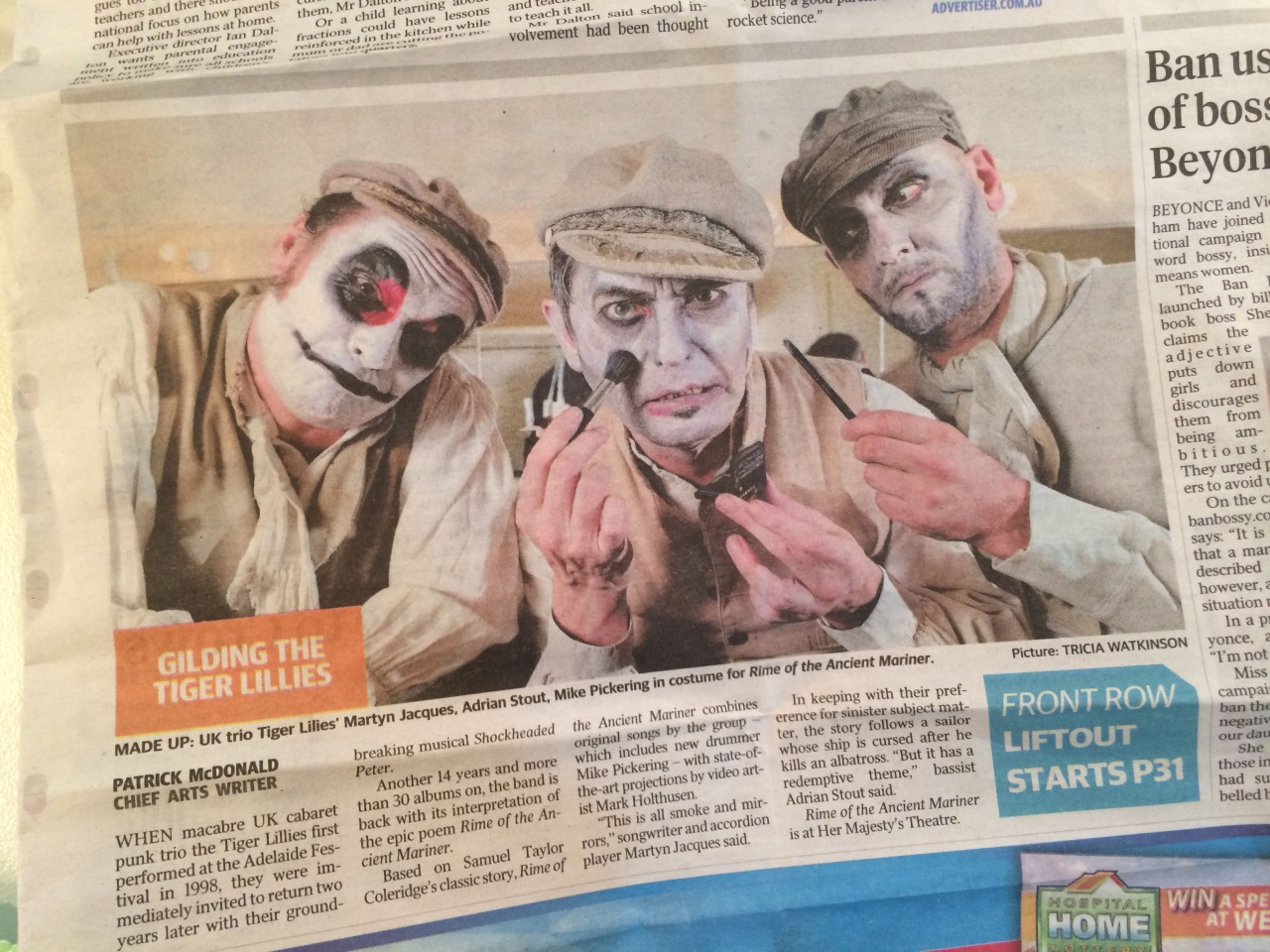 http://www.adelaidenow.com.au/entertainment/special-features/adelaide-festival-review-2014-rime-of-the-ancient-mariner/story-fnintumu-1226853670078