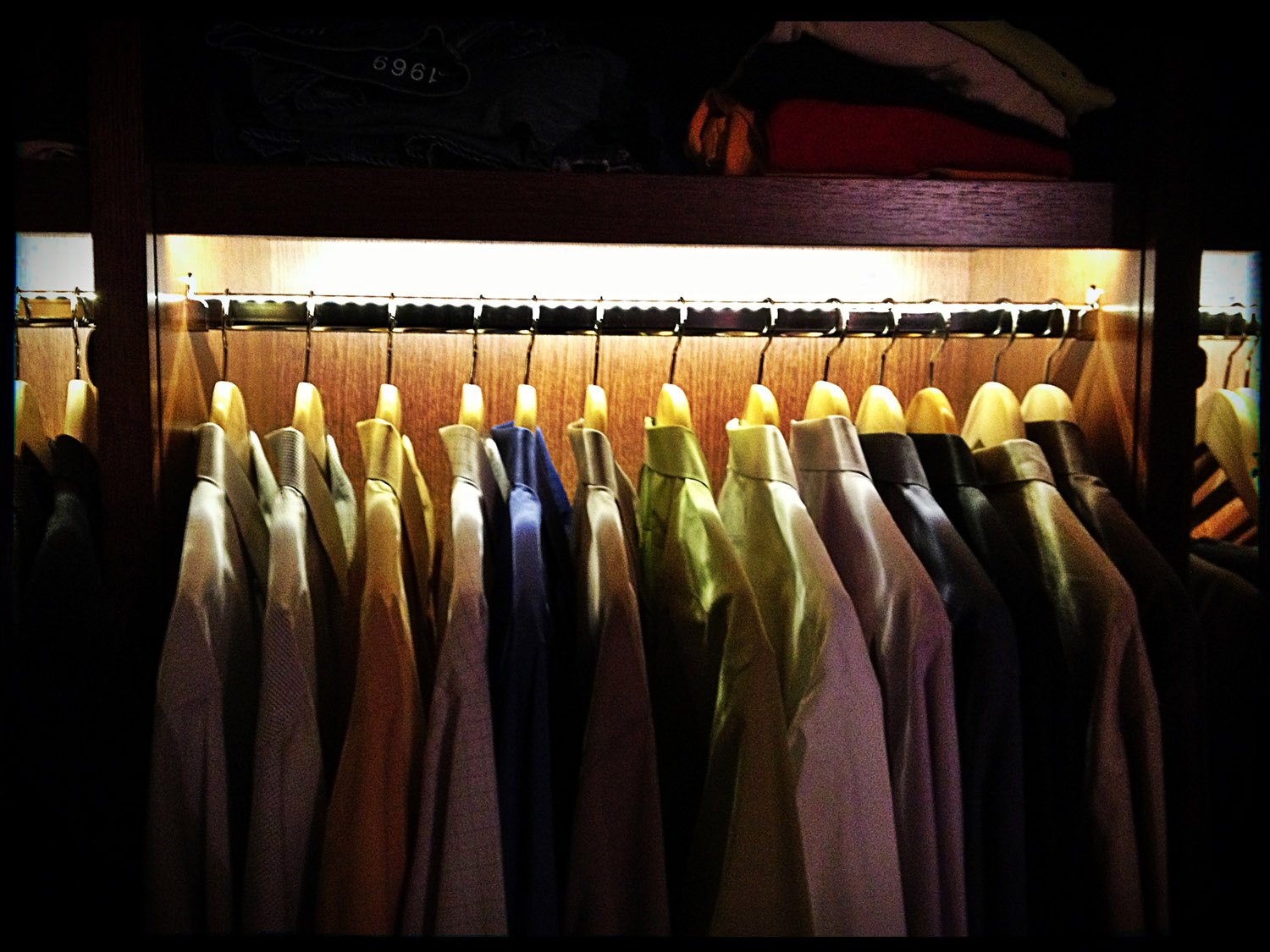 Five Low Cost / Big Impact Details To Consider For Your Master Closet