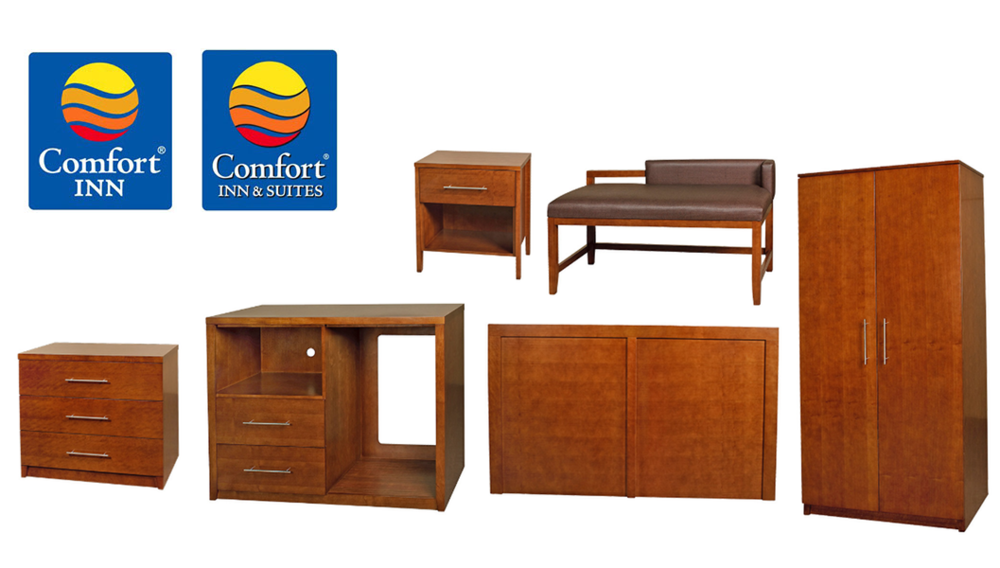 Truly Yours Hospitality Program Collections Dubois Wood Products