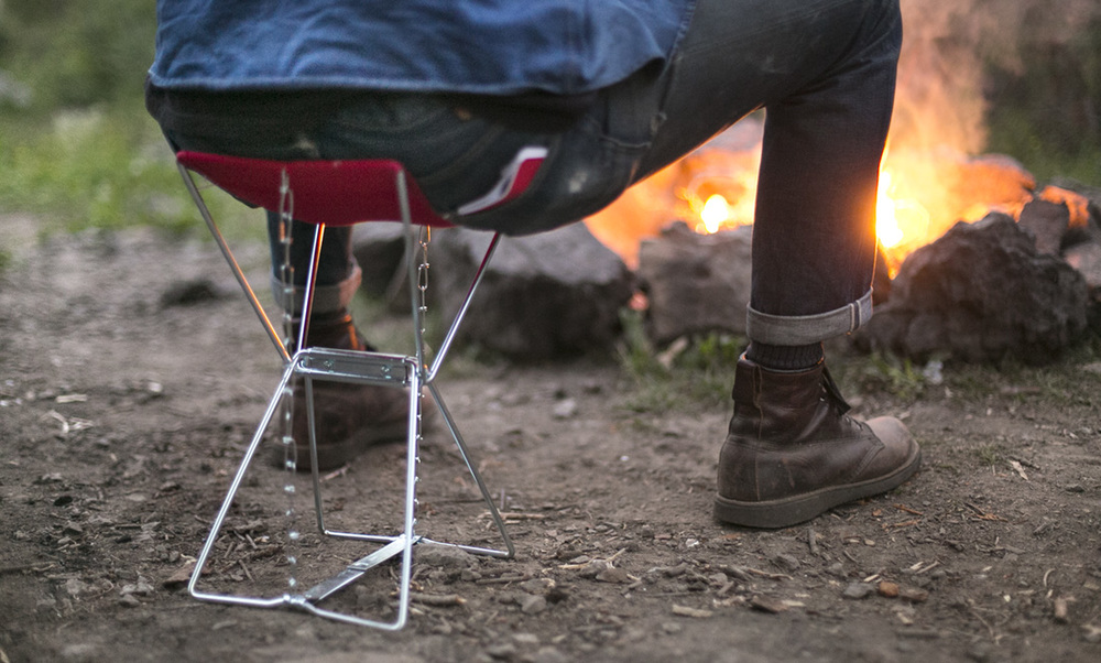 Best Made Co: The Canvas Camp Stool