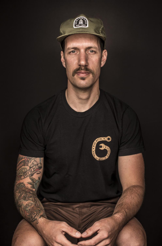 #PortraitVan: Jesse