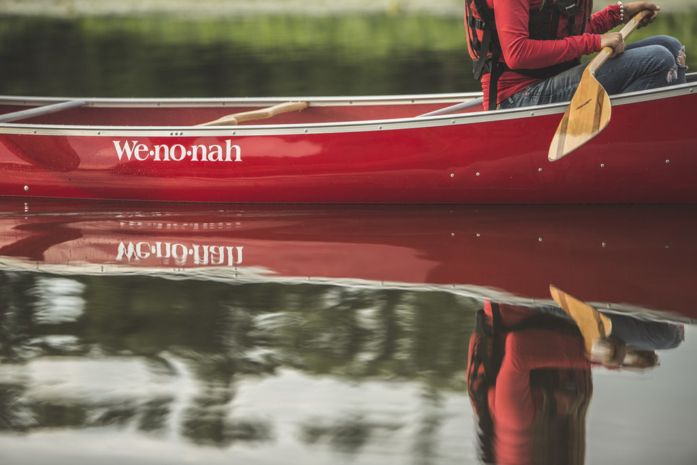 Client: We-no-nah Canoes   ///   Location: Winona, MN
