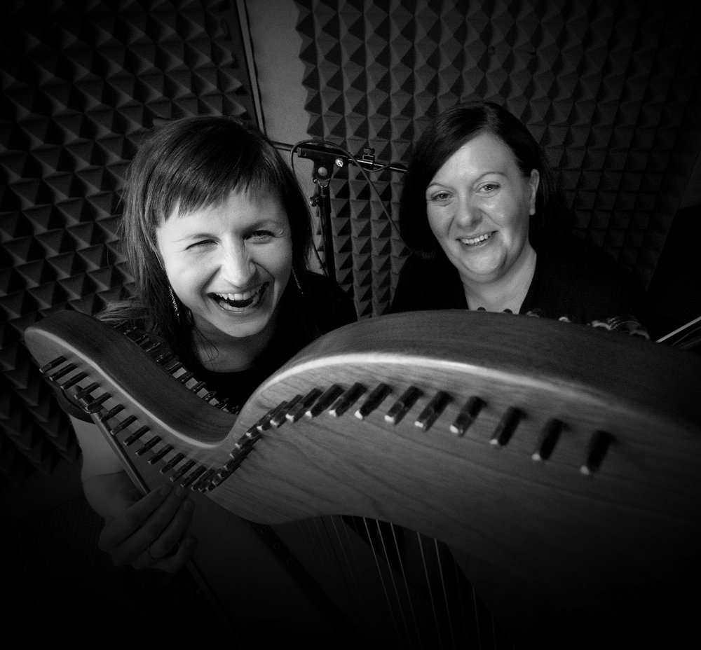 Elaine Hogan | Irish Harpist