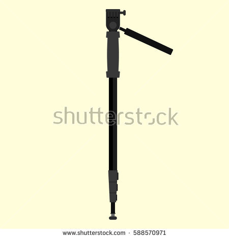 Monopods - Like tripods but with 1 leg instead of 3. These are very helpful to get stabilized shots. Also very helpful when location is very space limited that limits the use of tripods. We use between 2 - 4 of these.