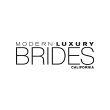 Modern Luxury Brides California