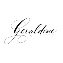 Geraldine Magazine Fine Art Weddings