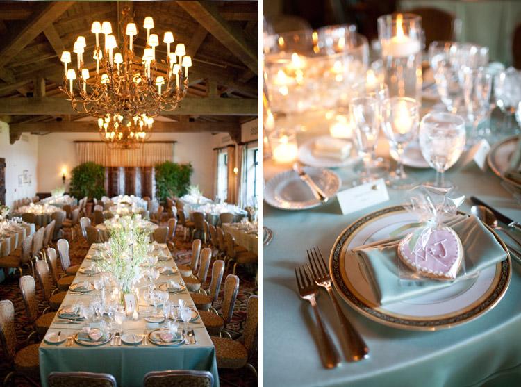 La Marina room Wedding reception at the Four Seasons Biltmore Santa Barbara. Central Coast Memory Makers and Hearts Bloom Floral