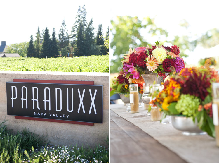 Paraduxx winery in Napa