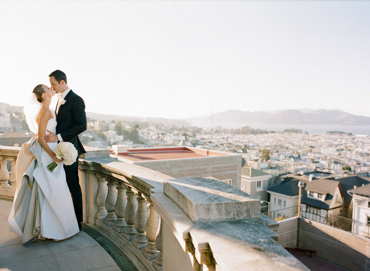 Flood Mansion Wedding in San Francisco