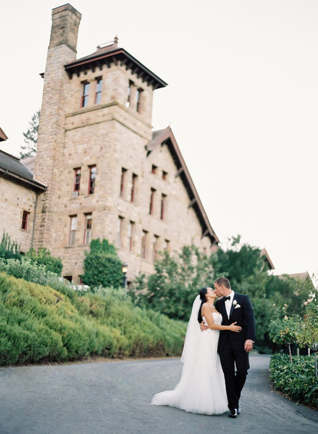 napa wedding at culinary institute of america greystone