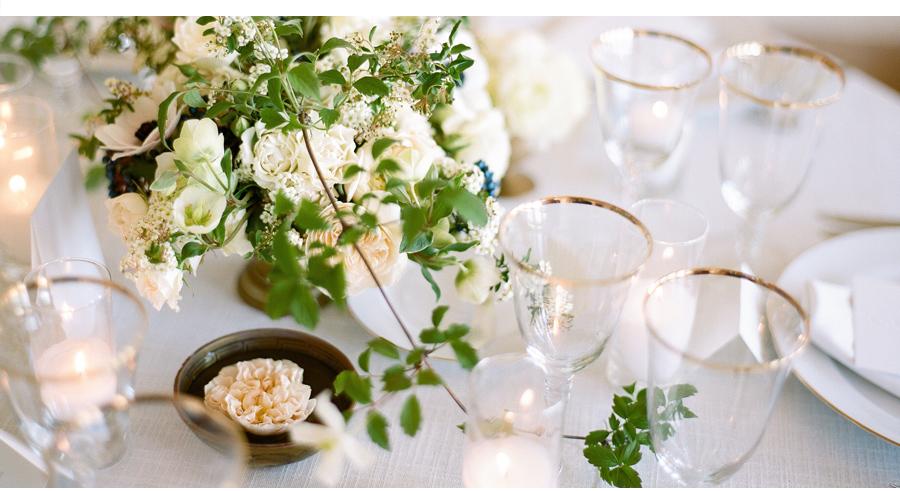 San Francisco Wedding florals by Max Gill Design