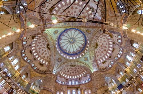 Fascinanta arhitectură islamică