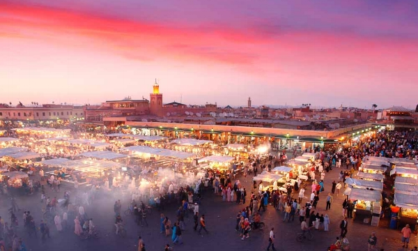 Photo courtesy of: Marrakesh Travel