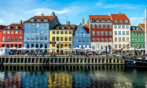 Photo courtesy of: Visit Copenhagen
