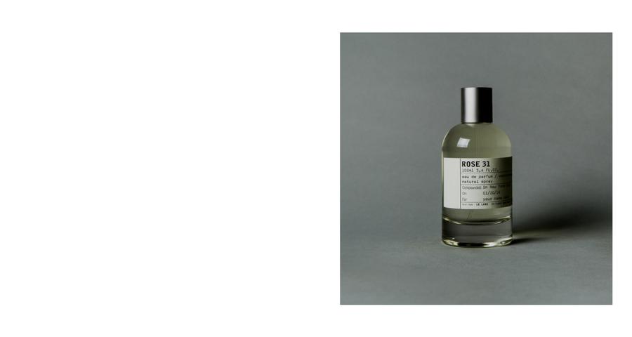 Le Labo Rose 31 Perfume