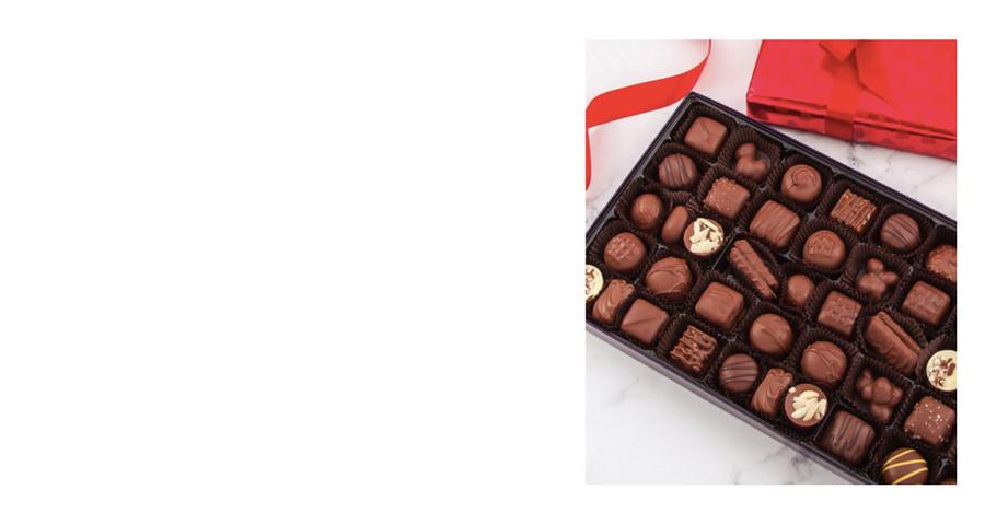 Purdy's Milk Chocolate Gift Box