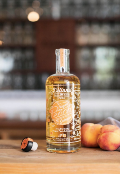 - PRINCE EDWARD DISTILLERY🍁🍁From a province famous for its potatoes, it only makes sense that this PEI distillery would specialize in vodka. Pair it with Walter's All Natural Caesar Mix and you've got just about the most Canadian drink you can have.DILLON'S SMALL BATCH DISTILLERS🍁🍁Distilled in the heart of Ontario's Niagara Region, Dillons uses homegrown and locally sourced ingredients for their entire range of spirits, from gin to rye.Image from @dillonsdistills