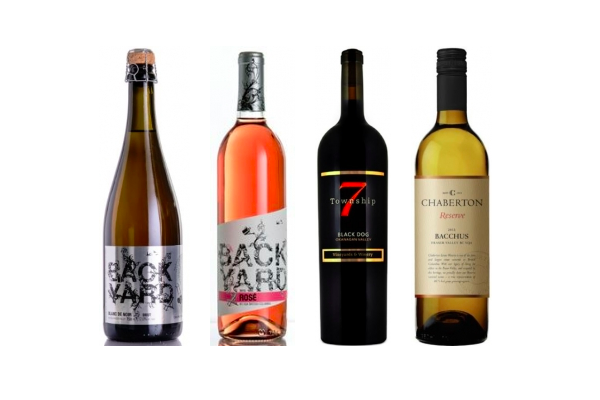 B.C. wine - British Columbia is home to some of the best wines Canada has to offer. This selection comes from Fraser Valley. No matter what you want to sip on, the vineyards on the west coast has the bottle(s) for you.Image: winebc.com