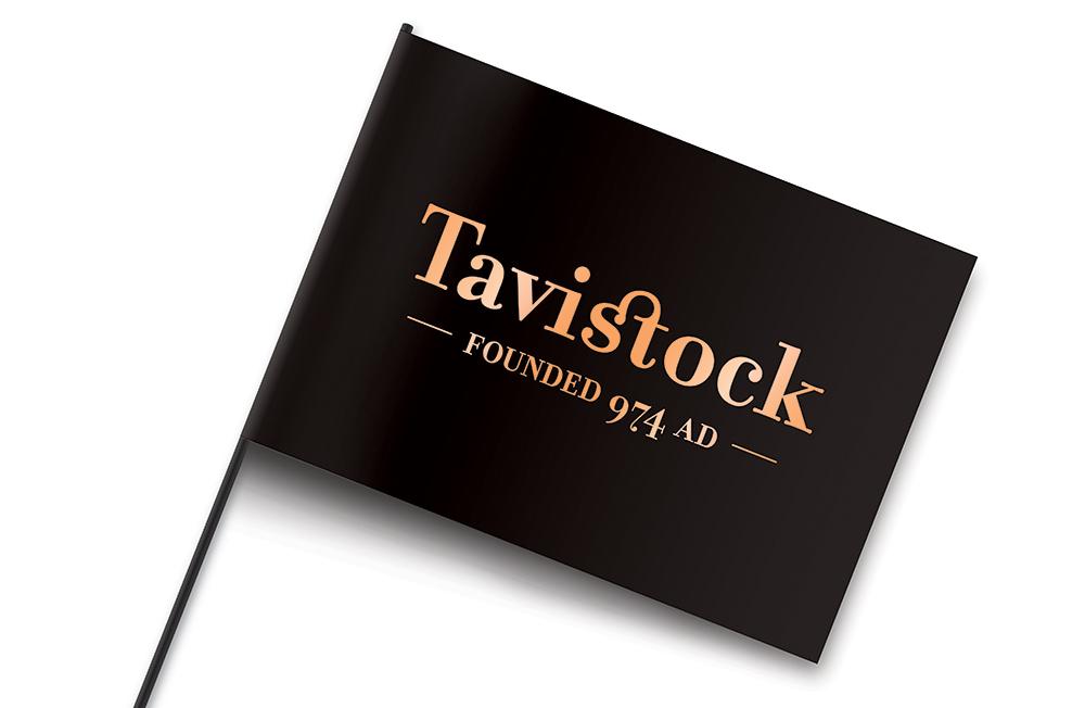 Tavistock_flag