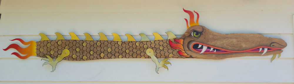 Driftwood Lake Dragon  Jun 18 – Jul 2 2016 at Bell Street Gallery