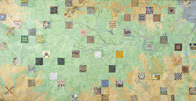 1993-2002 / Mapping Works — Joyce Kozloff