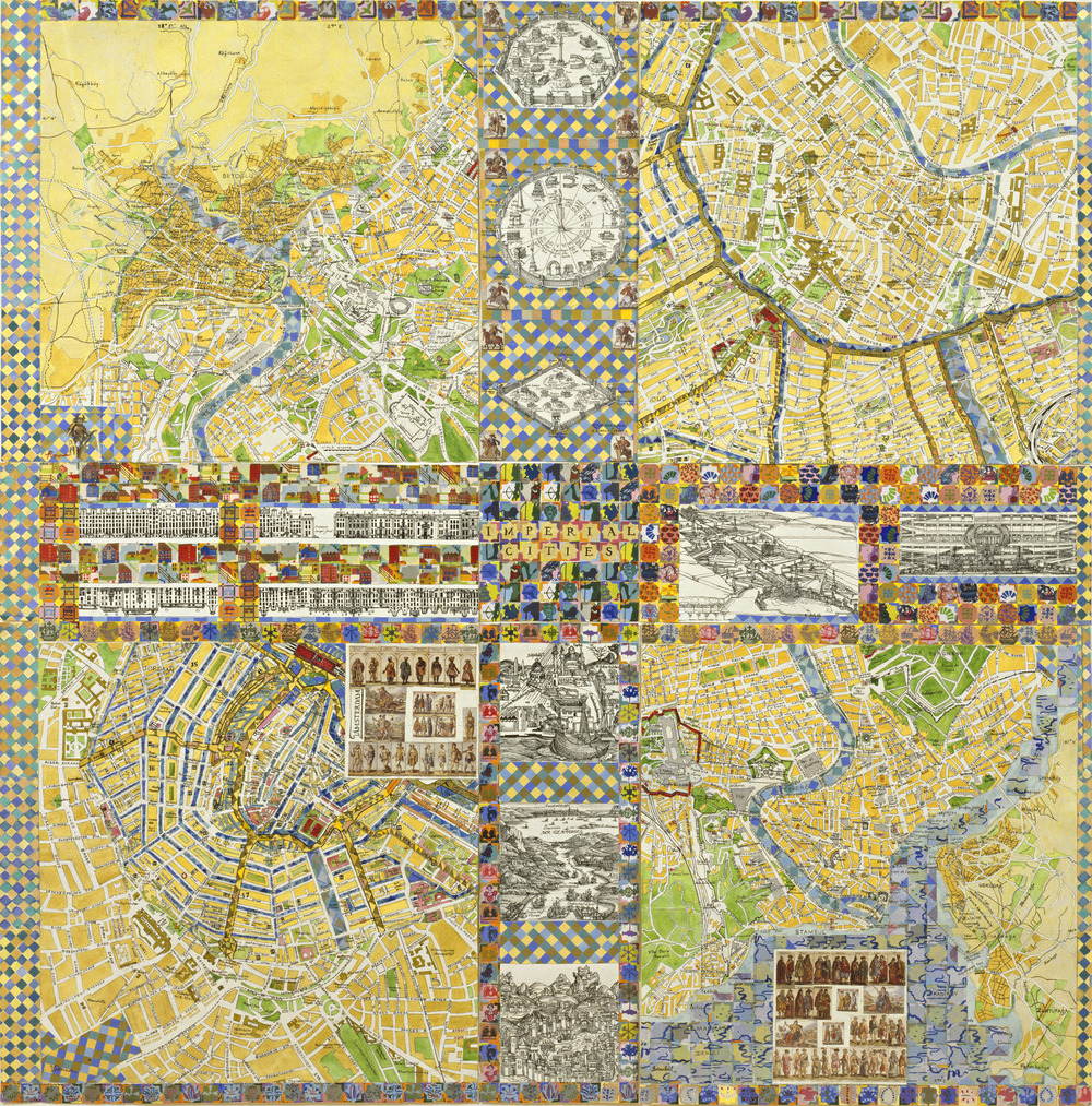 1993-2002: Mapping Works