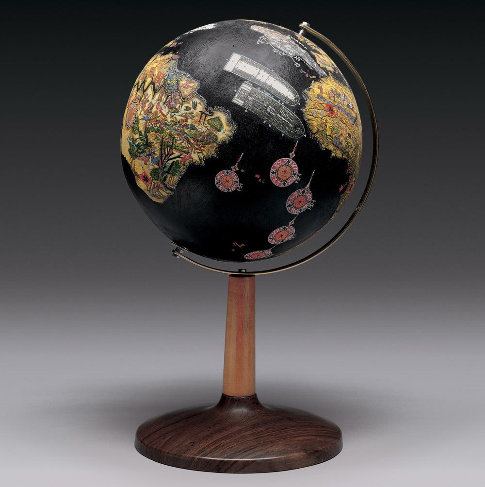 1998-2000: Knowledge: Frescoes & Globes