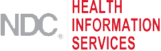 NDC Health Information Services Logo