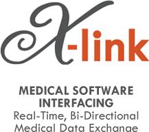 X-Link Medical Software Interfacing Link: Real-Time, Bi-Directional Medical Data Change