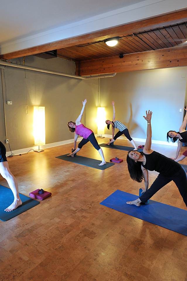 Best yoga studio in White Rock and Surrey