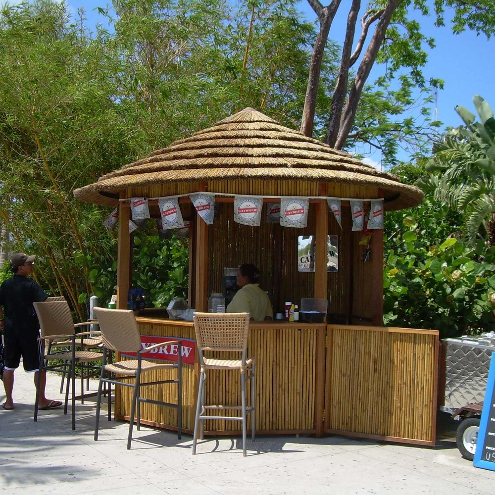 SafariThatch: CONCESSION STAND