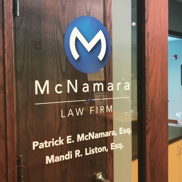 New window graphics and congrats again to @mandiliston on lawyering up!